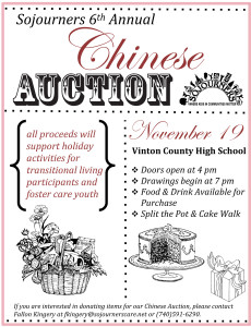 Microsoft Word - 2015 Chinese Auction Flyer.docx